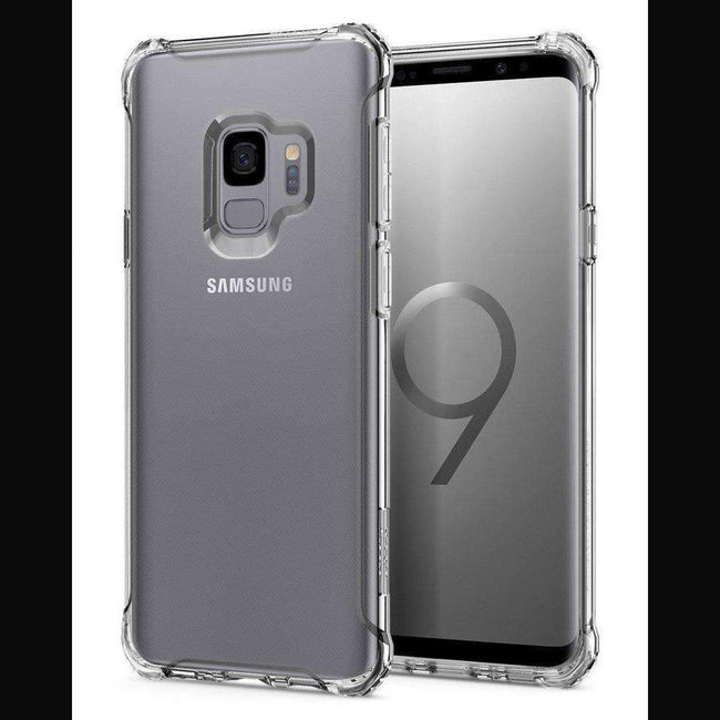 Galaxy S9 TOTU® Soft Series Airbag Transparent Back Case