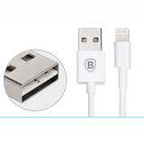 Baseus® Lighting Cable 1M fast charge Date Cable For apple iPhone