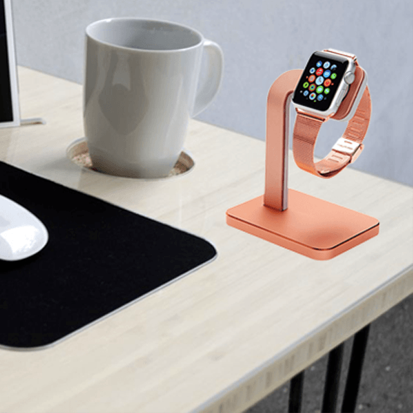 COTEetCI  Apple iWatch Stand Aluminum ,Charger Dock Holder (Watch Not Included)