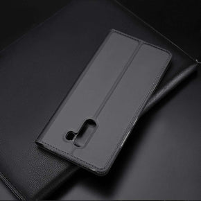 Xiaomi Poco F1 DUX DUCIS® Skin PU Leather With Card Slot Flip Case