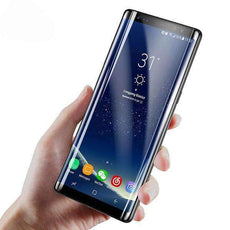 Galaxy Note 8, 100% Original 5D Curved Edge To Edge Tempered Glass