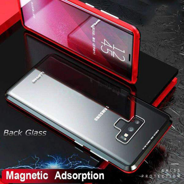 Galaxy-Note-9-Ultra-Protection-Auto-fit-Magnetic-Wireless-Luxurious-Case-2019-India