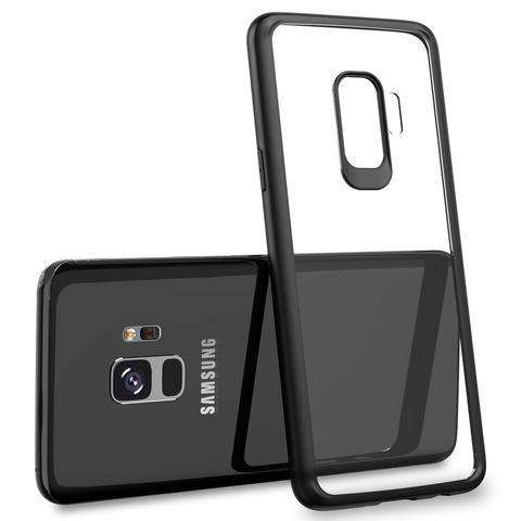 Galaxy S9 X-Doria® Transparent Autofocus Hybrid Hard Case