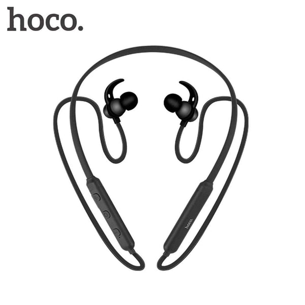 HOCO® Metal Sport Bluetooth Headphone Sweatproof Earphone Magentic Earpiece Stereo Wireless Headset ES11