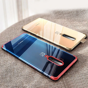Oplore Thin Slim Clear OnePlus 7T Pro Transparent Case