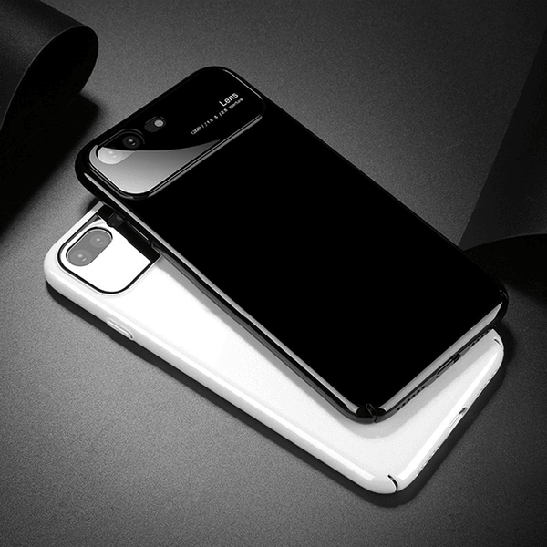 iPhone 7 Luxurious Smooth Ultra Thin Glossy Mirror PC Effect Case