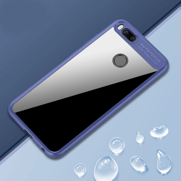 Xiaomi Mi A1 Transparent Ultra Protection 100% Original Shockproof Armor Autofouce Cover Case