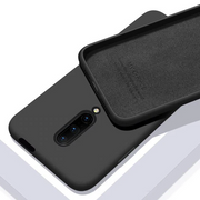 OnePlus 7T Pro Original Soft Silicone Anti Slip Jelly Back Case(Choose Model Below)