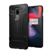 KAPAVER® Officially Drop Tested Solid OnePlus 6 Rugged Back Case
