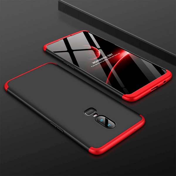 OnePlus 6 Baseus® Ultimate 360° GKK Full Protection Back Case