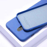 One Plus 6T Original Soft Silicone Anti Slip Jelly Back Case