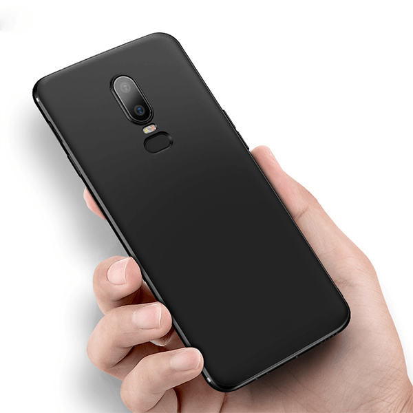 OnePlus 6 Luxurious Slim Soft Silicon Back Case