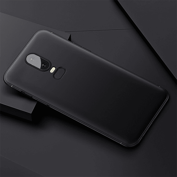 OnePlus 6 Luxurious Ultra Thin Soft Silicon Paper Bag Case