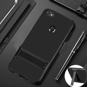 Oppo F7 Dual Hybrid With KickStand Hard Case