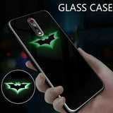 Redmi K20/K20 Pro Radium Batman logo Glow Light Illuminated Case