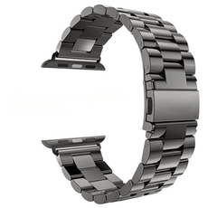 Stainless Steel Band For Apple Watch Gray 42mm (Watch Not Included)