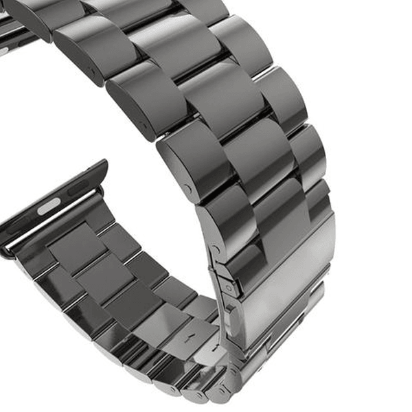 iWatch Stainless Steel Band Gray 42mm (Watch Not Included)