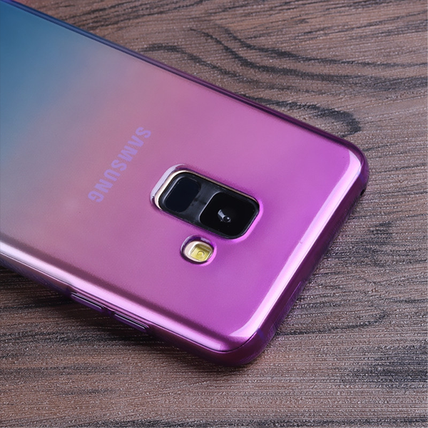 Galaxy A8 Plus Ultra Protective Luxurious Glaze Case