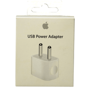 Apple MB707ZM/B 5W USB Power Charger (White)