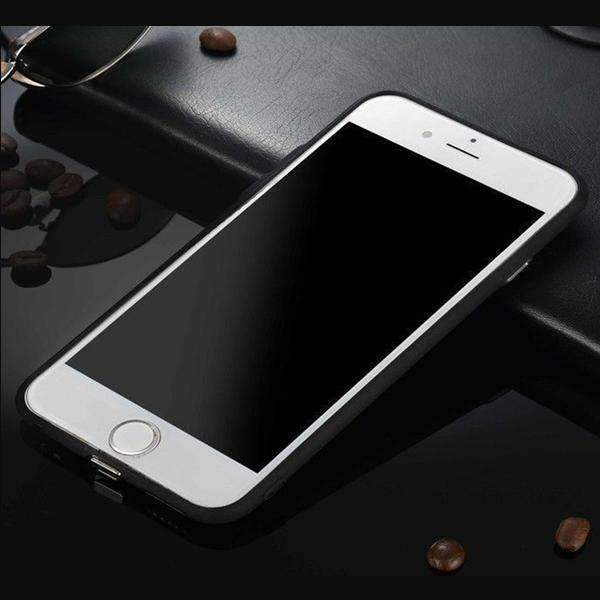 iPhone 6 Plus LEKE World's First LED Light Up Logo Illuminated Back Case