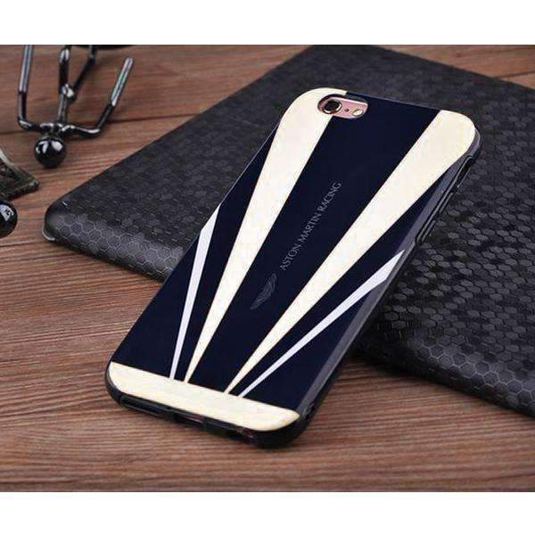 Aston Martin Racing® Official Limited IML Edition Hard Back Case For Apple iPhone 6/6S (1Hour Left)
