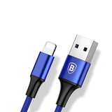 Baseus®100% Original 3in1 Fast Charging Cable For iPhone & Android Phones