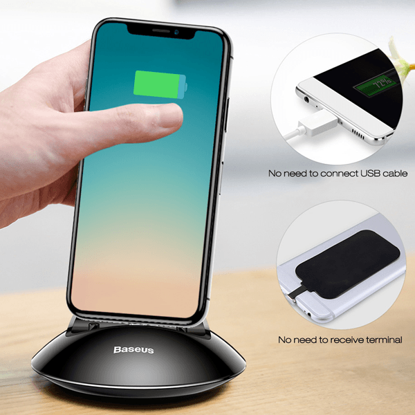 Baseus® Original Charging Dock Station For All iPhone Models