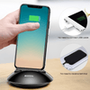 Baseus® Wireless Charger 5V / 2A Aluminium Stand Desktop Charging Station for iPhone 5/6/7/8