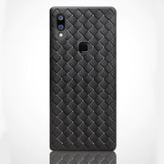 Galaxy M20 Ultra Thin Grid Weaving Protective Back Case