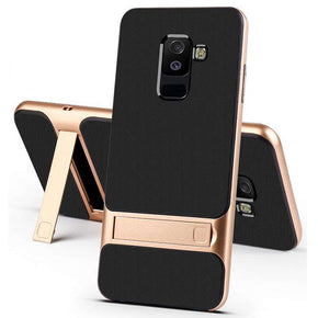 Xiaomi Poco F1 Ultra Protection Dual Hybrid With kickstand Case