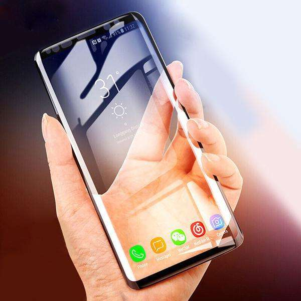 Galaxy Note 9 6D Curved Edge To Edge Tempered Glass