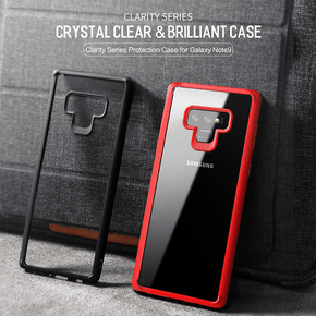 Galaxy Note 9 Ultra Protection Autofocus Transparent Hard Case