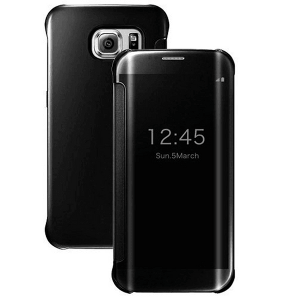 Galaxy S7 Edge Flip Dynamic Standing Cover Case