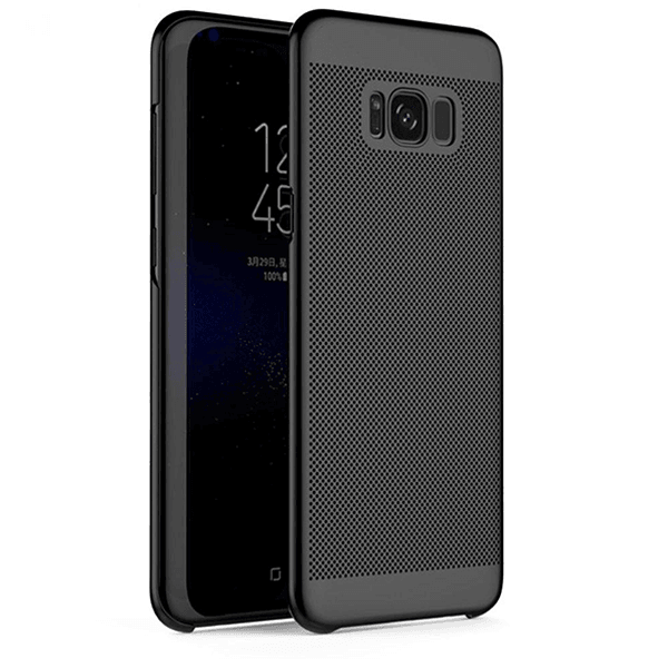 Galaxy S8 100% Original Heat Dissipation Breathing Series Matte Back Case