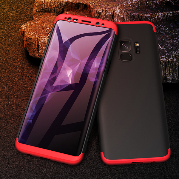 Galaxy S9 360° Ultra Protection Double Dip Hard Back Case