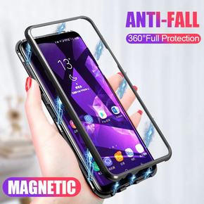 Galaxy Note 9 Ultra Protection Auto-fit Magnetic Wireless Luxurious Case