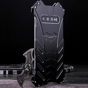 Galaxy S10 R-just Batman Series Shockproof Aluminium Case