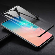 Galaxy S10 Plus 5D Curved Screen Full Protector Glue Tempered Glass