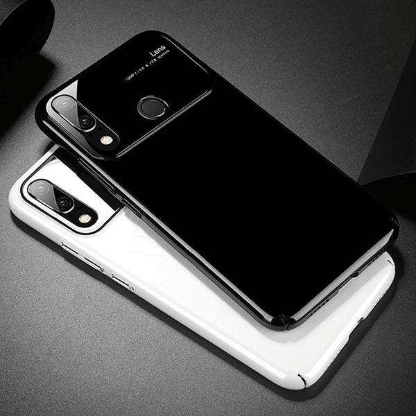 Huawei P20 Lite Ultra Thin Mirror Effect Lens Case