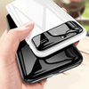 iPhone 8 Luxurious Smooth Ultra Thin Glossy Mirror Effect PC Case