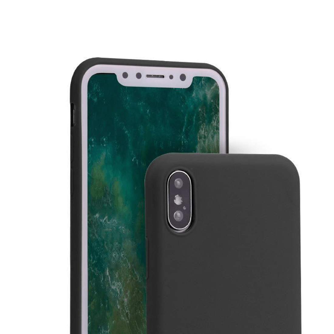 iPhone XS Max Recci® Ultra Thin 360° Camera Protection Shockproof Case