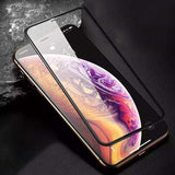 Baseus® 5D Tempered Glass For iPhone X/XS