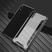 iPhone X/XS Henks® Soft Border Military-Level Anti-drop Case
