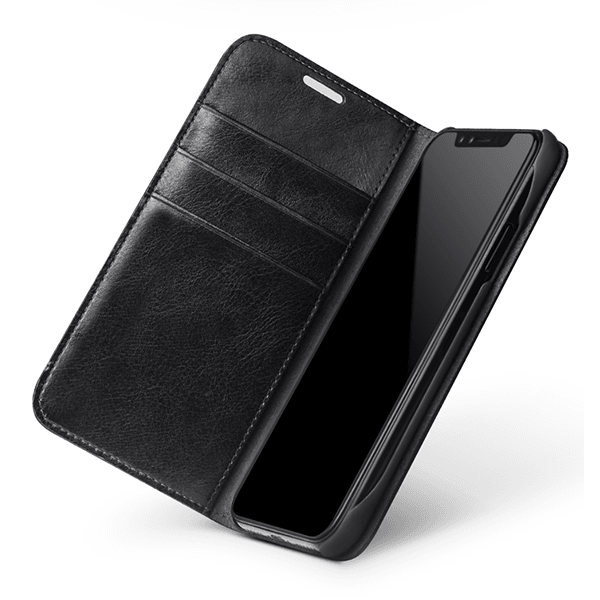 iPhone X 100% Original WOW Ultra Hybrid Leather Flip Case