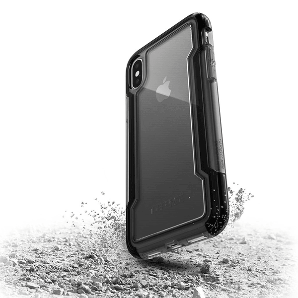 iPhone X Premium X-Doria Ultra High Protection Defense Clear Hard Case