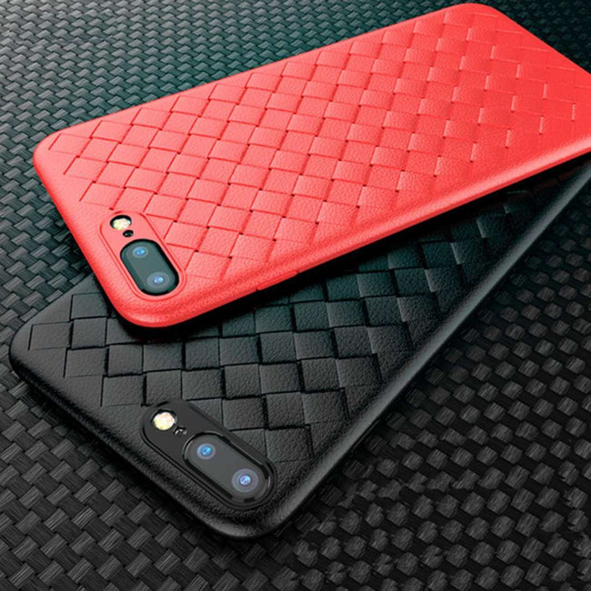 iPhone 8 Rock® Ultra Thin Weave Protection Case