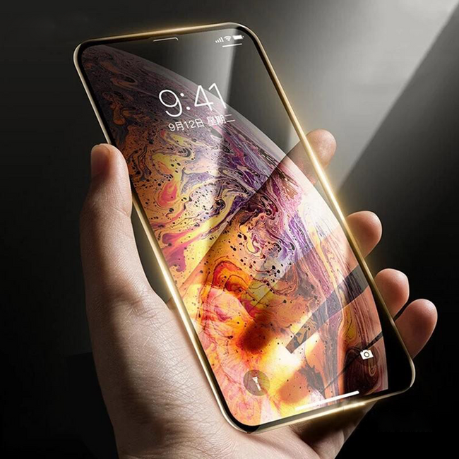 iPhone XR 6D Original Tempered Glass (Official Gorilla)