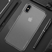 iPhone XS Max Light Anti Fingerprint Thin Wing Case