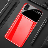 iPhone XR Henks® Luxurious Mirror Effect Lens Hard Case