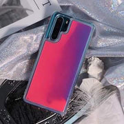 Vivo S1 Neon Sand Glow In The Dark Liquid Glitter Back Case Product